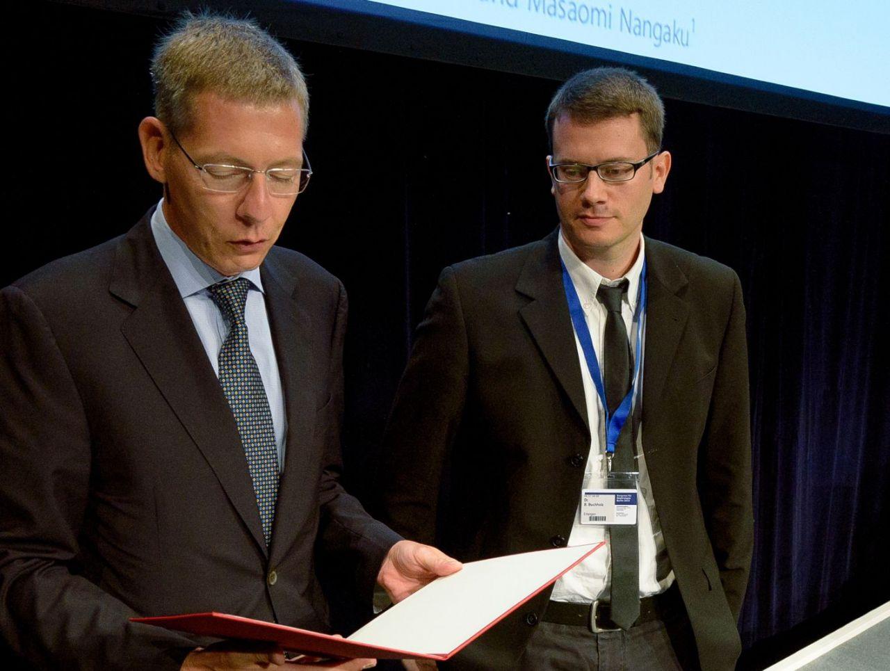 Björn Buchholz nachlese kongress für nephrologie 2014